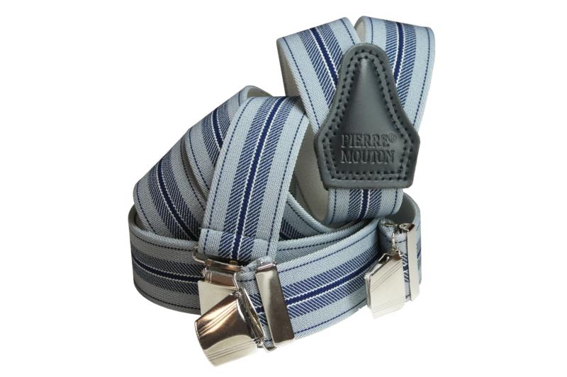 sterke blauwe bretel