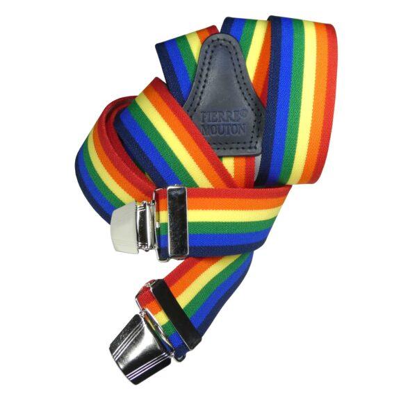 Regenboog bretel
